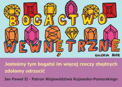 Wystawa Galerii Rusz